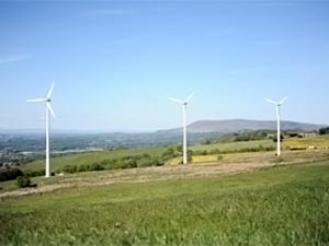 Mutiple Wind Turbine Installations - Carr Hall Home & Garden Centre